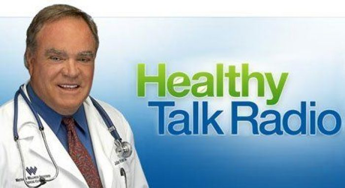 healthy talk radio