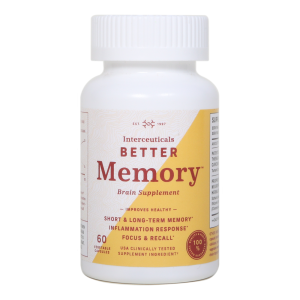Better Memory Brain Supplement