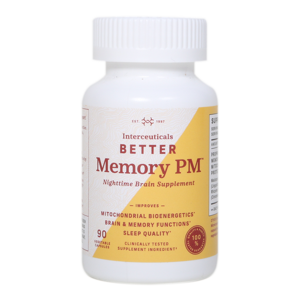 Better Memory PM Supplement