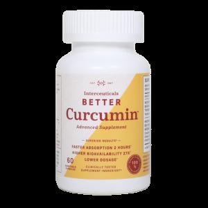 Better Curcumin Curcumin (Turmeric) Supplement