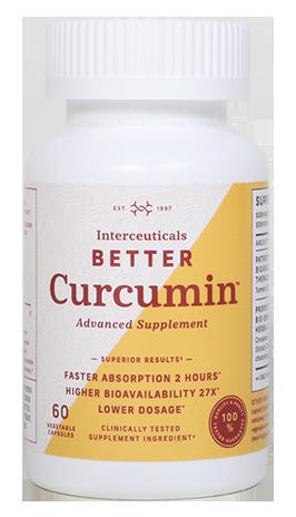 Better Curcumin (Turmeric) Supplement