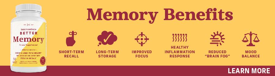 Better Memory Supplement
